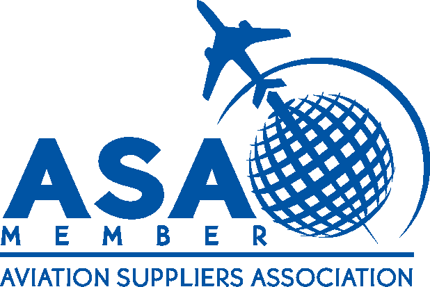 ASA Aviation Suppliers Association Member Logo